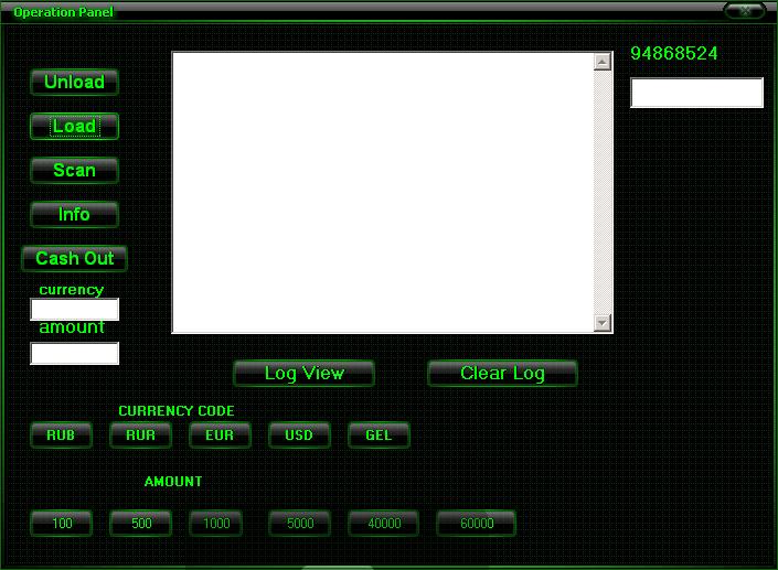 Global ATM Malware Wall
